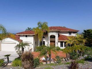 Breathtaking Santa Barbara Villa in Oceanside, CA - San Luis Rey vacation rentals