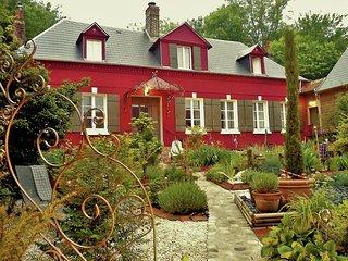 Bienvenue Au 2, Maison d'hôtes à MUIDORGE au parfum de l'imaginaire - Tille vacation rentals
