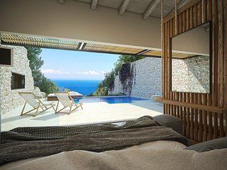 Emerald Suite with private pool - Askos vacation rentals