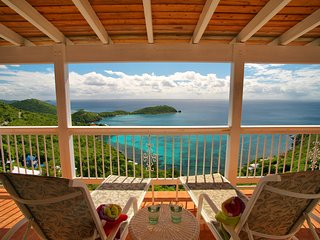 Beautiful Villa with Internet Access and A/C - Cruz Bay vacation rentals