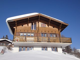 Sunny 2 bedroom Chalet in Bellwald - Bellwald vacation rentals