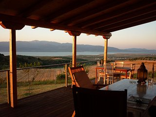 Private  4/5 Bedroom 3 Bathrooms with mountain and sea panoramic views - Lamia vacation rentals