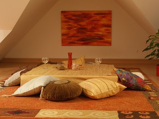 Cosy studio apartment in Oelsnitz/Erzgebirge - Stollberg vacation rentals