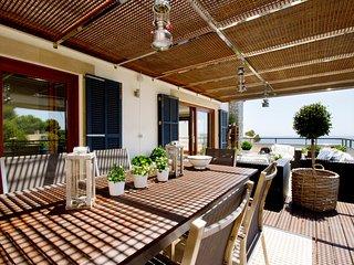 Sea view villa Portals Mallorca - Portals Nous vacation rentals