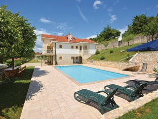 The villa is in a peacefull place in nature - Sinj vacation rentals