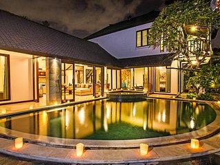 Villa Aveli Seminyak By Bali Villas Rus - FAMILY VILLA CLOSE TO EAT STREET - Kerobokan vacation rentals