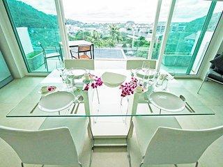 Kata Beach Sea View Condo - 2 bedroom - Kata vacation rentals