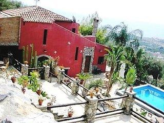 VILLA dei NOBILI a amazing Private Villa with Pool! - Taormina vacation rentals
