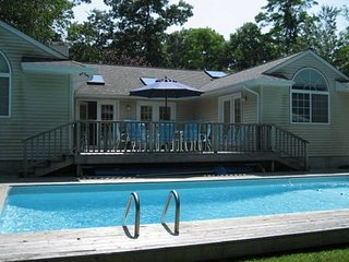 Bright Villa with Internet Access and Private Outdoor Pool - Bridgehampton vacation rentals