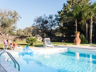 Villa with private swimming pool and horse staple near Gallipoli - Tuglie vacation rentals