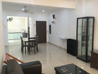Fully furnished, cosy, windy, high floor - Bayan Lepas vacation rentals