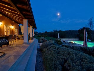 4 bedroom villa with pool and playground - Groznjan vacation rentals