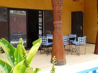 Luxueuse Villa neuve à louer de 3 chambres avec piscine - Ngaparou vacation rentals