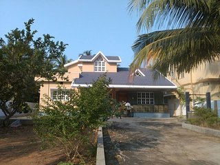 Spacious 3 bedroom villa - 2 kms from beach - Udupi vacation rentals