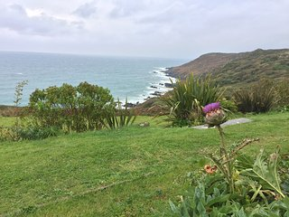 Cornish Coastal Cottage  in a Fabulous Location  on Coverack Headlands - Coverack vacation rentals