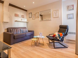Marais - Ménilmontant: Lovely apt for 4 people - Paris vacation rentals