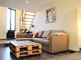 Jolie maison échoppe pour votre séjour à Bordeaux - Talence vacation rentals