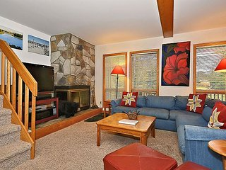 Brightly Decorated 3 Bedroom Condominium in the Heart of Canaan Valley, WV! - Davis vacation rentals