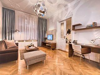 Jewish Town - Executive 1bdr | Brehova Residence - Prague vacation rentals