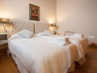Columns Duplex Terrace and Patio Seville old town VFT/SE/01307 - Seville vacation rentals