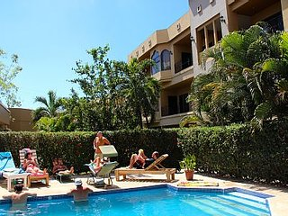 Spacious Penthouse Steps to the Beach Estrellas #15 - Tamarindo vacation rentals