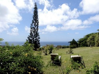Beautiful Villa with Washing Machine and Television - Capesterre vacation rentals