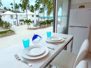 On the BEACH 6 guests WiFi - Bavaro vacation rentals