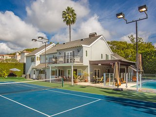 Gorgeous Estate in Beverly Hills withTennis Court - Beverly Hills vacation rentals
