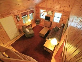 2 bedroom House with Deck in Tellico Plains - Tellico Plains vacation rentals