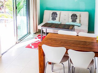 Akumal Jungle Camp - Deluxe 2 Bedroom Family Casita with Wildlife & Nature! - Akumal vacation rentals