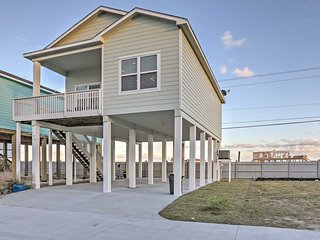 NEW! Brand New 3BR Rockport Stilt House Near Beach - Rockport vacation rentals