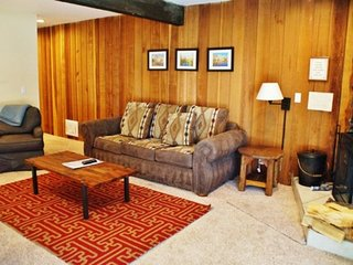 Spacious Sherwin Villas Retreat - Listing #297 - Mammoth Lakes vacation rentals