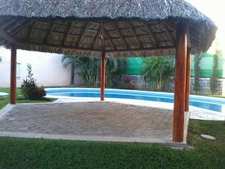 Casita with shared pool, 5 minutes car distance from the beach (3 bedroom) - Ixtapa vacation rentals