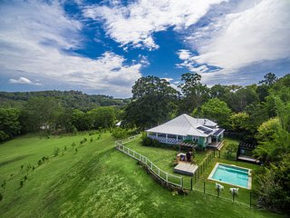 Basil's Brush - hinterland style - Coorabell vacation rentals