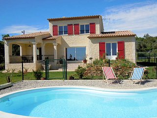 Nice Villa 8p. with pool between Cevennes and Ardèche - Vallabrix vacation rentals