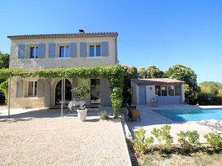 Holiday Villa 6p. 5 km to Uzès, private pool - Blauzac vacation rentals