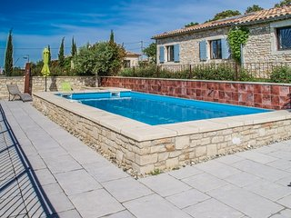 Modern Villa 7p. Orgnac-l'Aven, Ardèches, private pool - Orgnac-l'Aven vacation rentals
