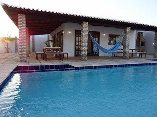 Casa de praia com piscina Paraíso do Brasil - BR-101 km 0 - Farol do Calcanhar - Touros vacation rentals