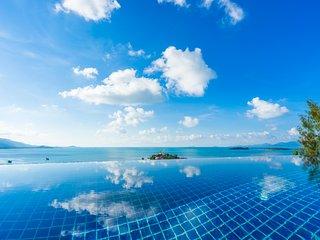UniQue Pool Villa 'B' - 3 bedrooms - Bophut vacation rentals