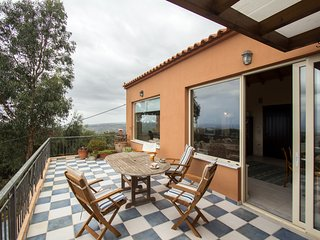 Top of the Cretan Hill Villa with Gorgeous View - Vouves vacation rentals