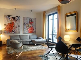 rue de Lubeck  75116 Paris - 216076 - 7th Arrondissement Palais-Bourbon vacation rentals