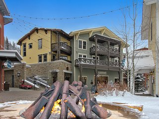 Luxury Ski In/Out Loft Condo 111 In Base Village- 2 Story/2 Decks/Hot Tub Access - Winter Park vacation rentals