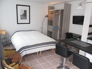 L'ATELIER studio 24 m² à 20 mn de PARIS par le RER - Maisons-Laffitte vacation rentals