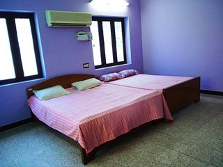 Fully furnished house like service apartment - Pondicherry vacation rentals