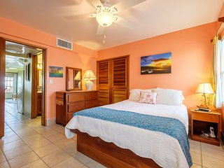 Adorable 1 bedroom condo on private beach! -A3 - San Pedro vacation rentals