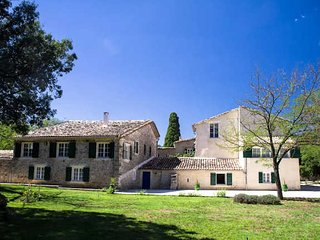 Chateau to rent in South France, 9 bedrooms sleeps 22 with private pool - Brouzet-les-Ales vacation rentals