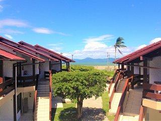 Apartamento beira mar - pé na areia -, piscina, ar condicionado, churrasqueira - Ponta das Canas vacation rentals