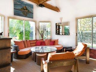 Cancale centre, Maison pour 10 personnes, piscine - Cancale vacation rentals