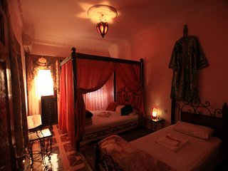 Romantic 1 bedroom Chefchaouen Private room with Elevator Access - Chefchaouen vacation rentals