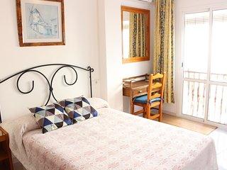 Flat center 2min Balcon de Europa and beach - Nerja vacation rentals